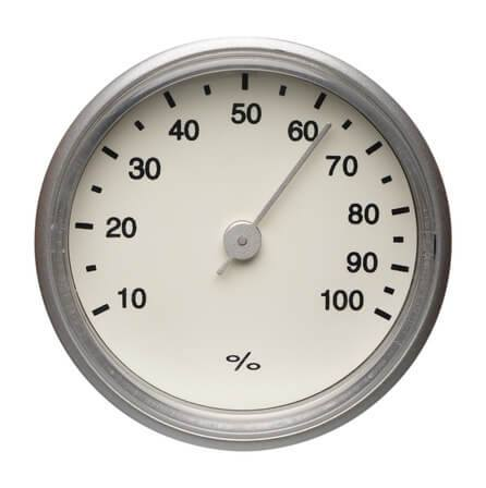 Mechanisches Hygrometer