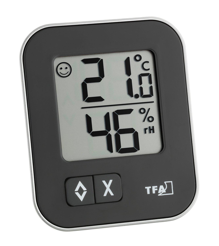 TFA Dostmann digitales Thermo-Hygrometer Moxx 30.5026.01