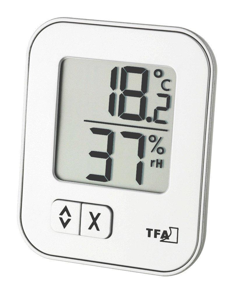 TFA 30502601 Hygrometer in weiß